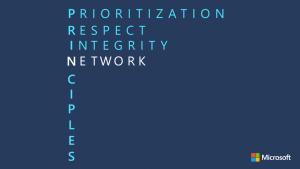 Principle N - Network